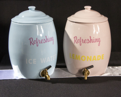 Ceramic Jar Beverage Dispensers